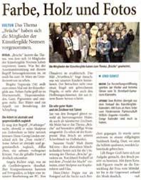 Presseartikel Brüche 2012 WZ