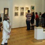 Werkschau 2009 - Temporäre Galerie Schloss Neersen