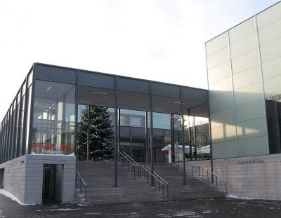 """Besuch der """"Gerhard Richter Editionen"""" im Museum Folkwang"""