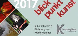 Einladung zur Werkschau 2017