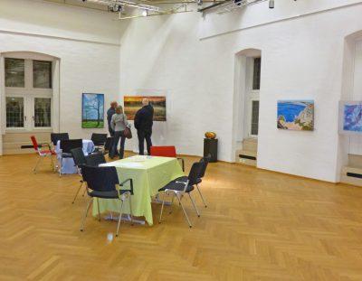 """""""KUNST & KLÖN"""" Kurzausstellung im Schloss Neersen"""