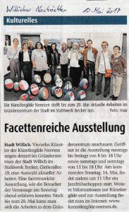 WillicherNachrichten 12.5.2017