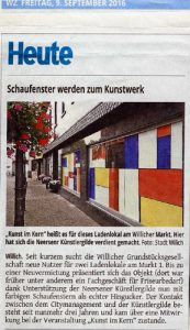Artikel WZ 9. September 2016