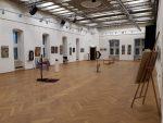 Ausstellung Strukturen (Foto: Sybille Buchwald)