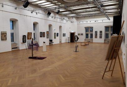 """Ausstellung """"STRUKTUREN"""""""