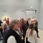 Führung durch die Ausstellung (Foto: Uwe Richter)