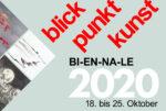 BI-EN-NA-LE 2020 Blickpunkt Kunst