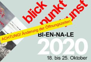 Blickpunkt Kunst 2020